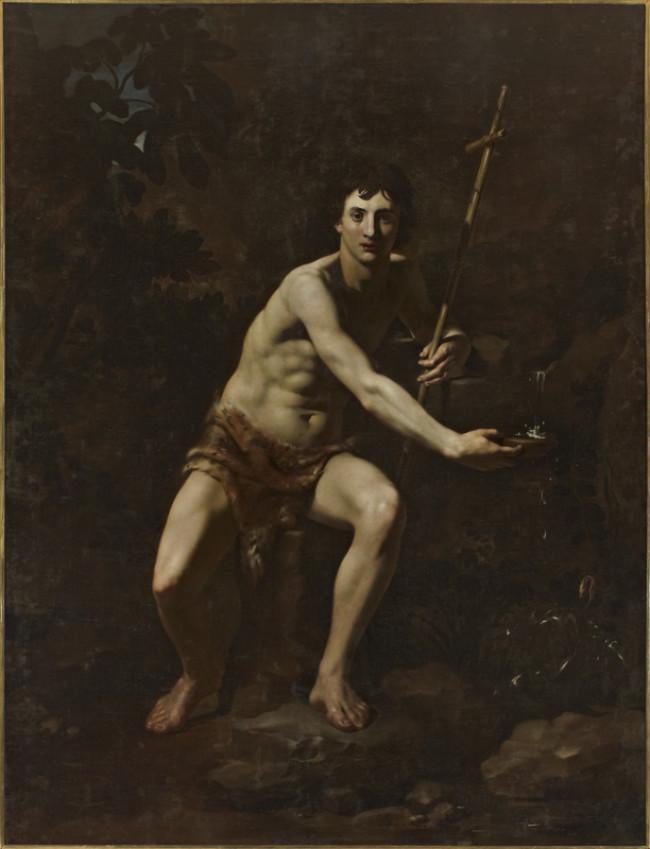 San Giovanni Battista alla fonte