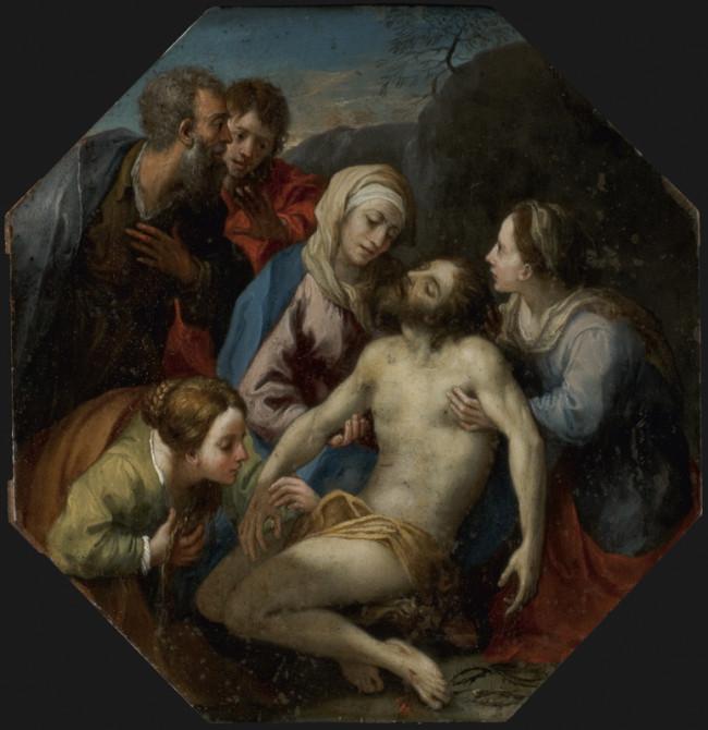 Compianto su Cristo deposto