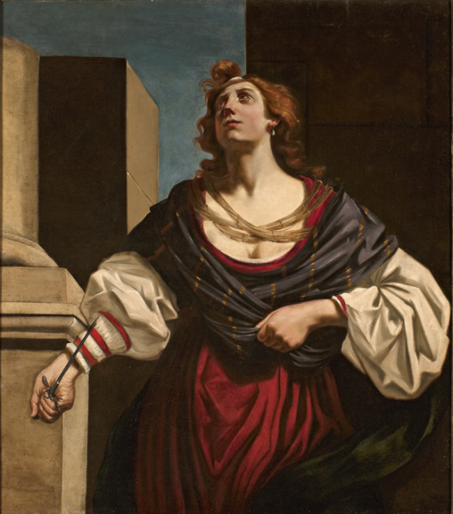 Suicidio di Lucrezia