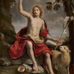 San Giovanni Battista nel deserto